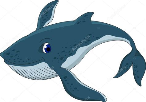 ballenas animadas cute blue whale cartoon stock vector 169 starlight789
