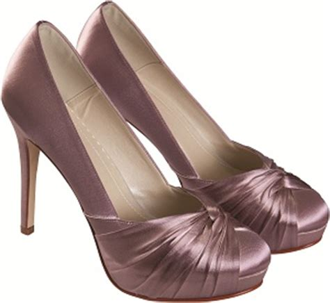 i ll be his mrs dusky pink wedding shoes for or