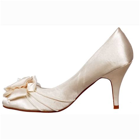 Wedding Shoes Low Heel by Low Heel Wedding Shoes Images