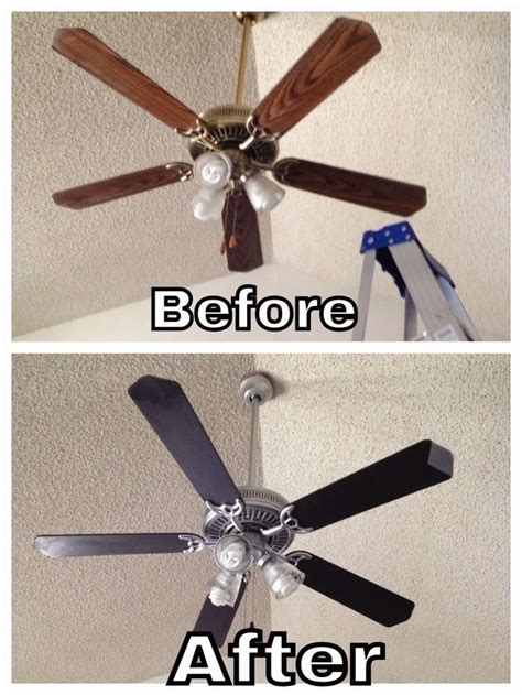 Painting Ceiling Fan by Best 25 Painted Ceiling Fans Ideas On