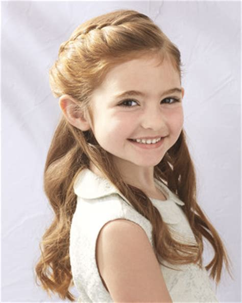 pics of hairstyles flower girl hairstyles that are cute and comfy martha