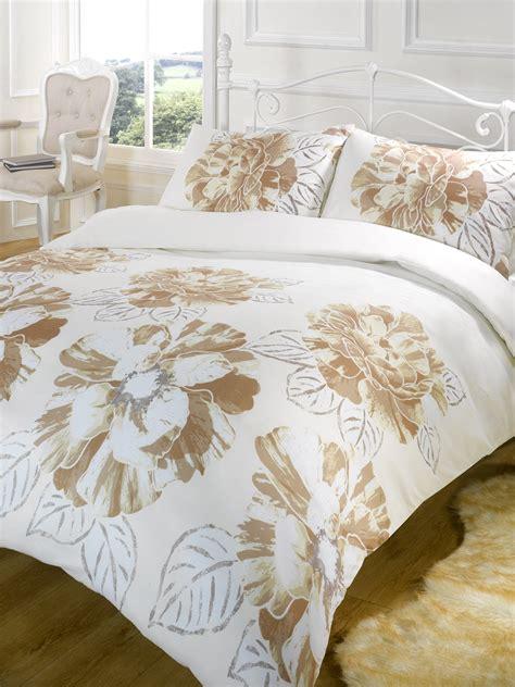 duvet quilt cover bedding set yellow single king