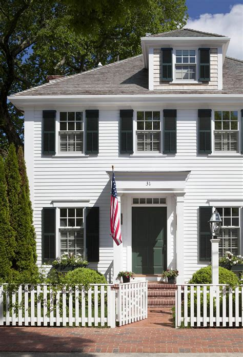 colonial style colonial style house exuding calmness by ahearn