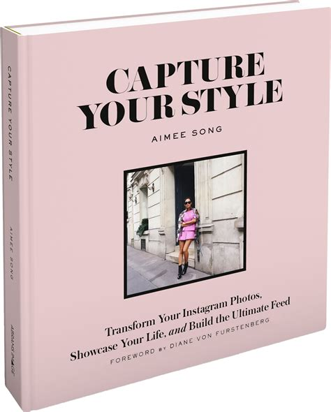 libro capture your style transform capture your style song of style