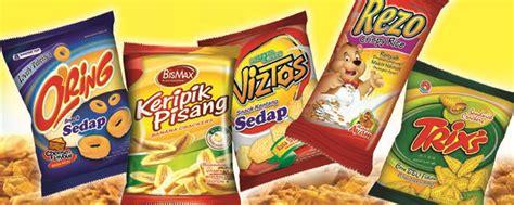 Harga Template Kemasan Snack by Hasil Kami Spesialis Kemasan Modern Dengan Harga Murah