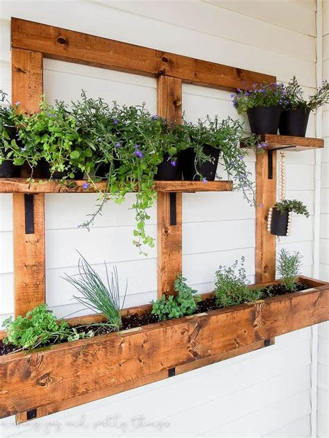 patio wall planters best 25 outdoor wall planters ideas on pinterest herb wall wall planters and indoor wall