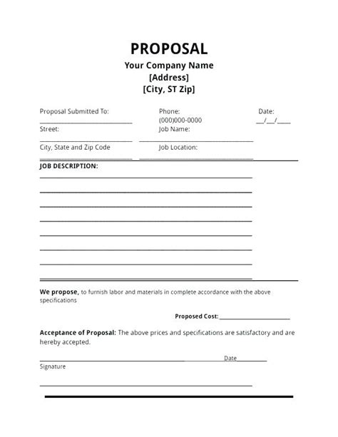 Electrical Contractor Proposal Template Bid Sheet Free Excel Sle Word Drywall Form Forms For Electrical Contractor Template