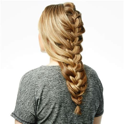 history of the fish tail braid the history of a fishtail braid 187 gorgeous and