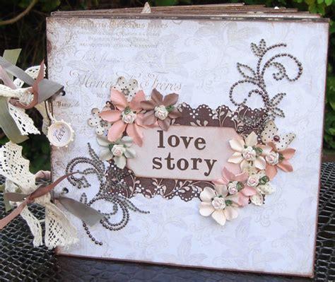 Wedding Album Scrapbook by Scrapbook Album Themed Srapbook Album Wedding Album