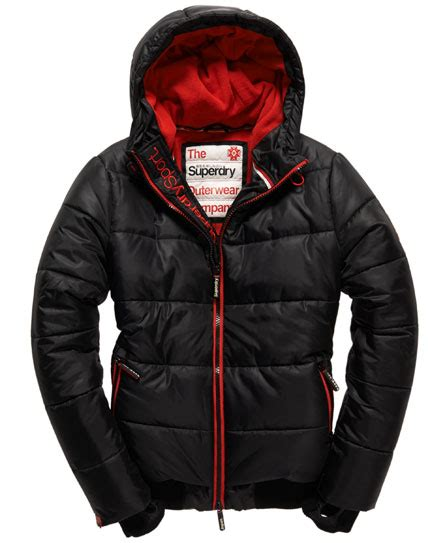 Superdry Sporttas superdry sports puffer jacket s jackets