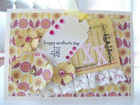 homemade mothers day greeting card ideas family holiday mothers day handmade greeting cards and gift ideas
