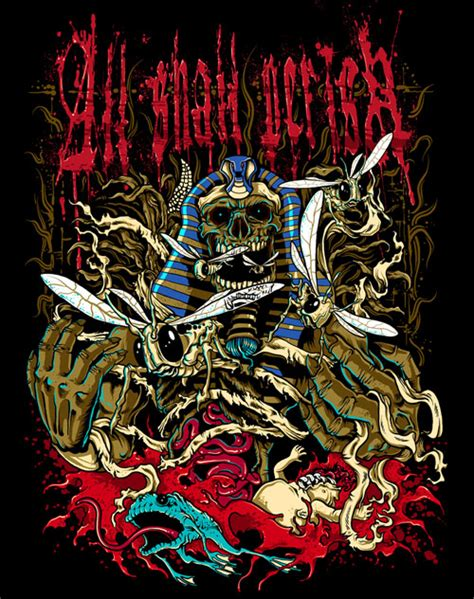Kaos All Shall Perish 02 all shall perish this is where it ends 2011 deathcore