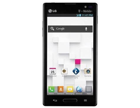 lg optimus l9 lg optimus l9 now available from t mobile