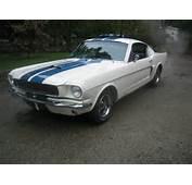 1965 Mustang GT Fastback Boyd Coddington Engine