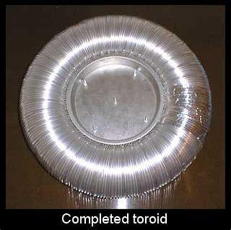 tesla coil toroid construction tesla coils discharge terminal
