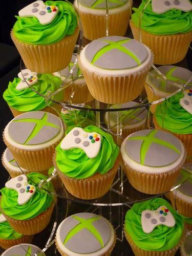 xbox cupcakes jane  flickr