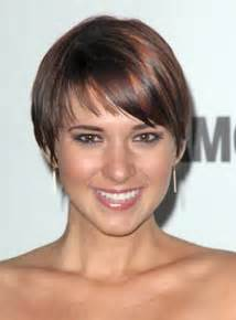channel hair cut short wedge hairstyles