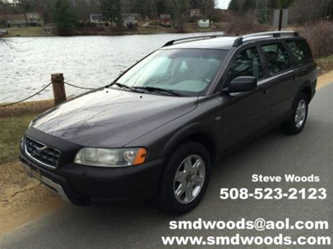 purchase   volvo xc awd wagon  xc cross country excellent shape  north