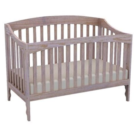 Driftwood Baby Crib by Babyletto Modo 3 In 1 Convertible Crib With Toddler Rail