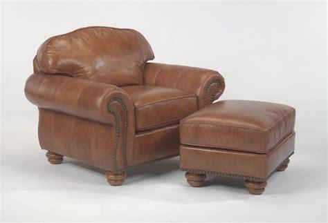 flexsteel bexley leather sofa price flexsteel living room leather chair with nailhead trim