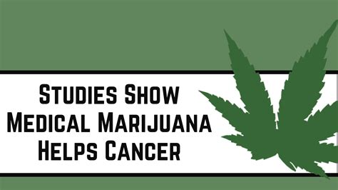 louisiana contacts links and more a medical cannabis medical marijuana cancer studies show cannabis helps