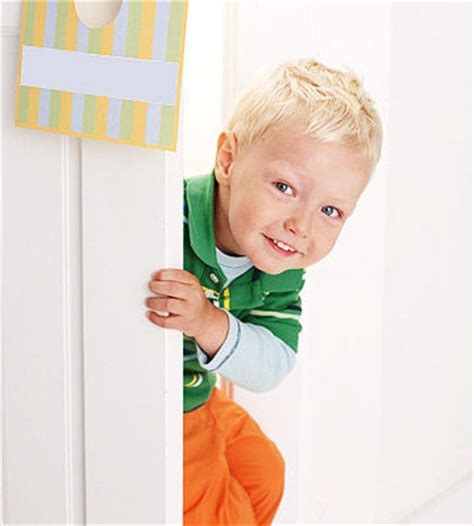 Child Doors by 25 Manners Every Kid Should By Age Nine
