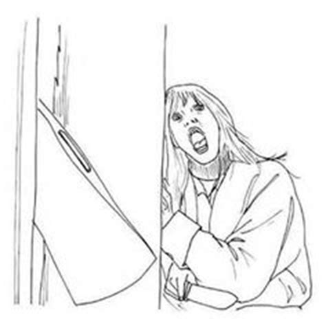 coloring books for adults tesco horror colouring pages printables horror