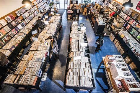 Records In New York Best Record Stores In Nyc For Finding And New Vinyl Releases