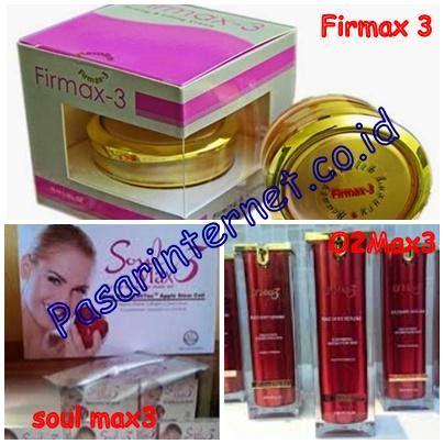 Serum O2max3 bc kandungan utama firmax untuk kesehatan toko herbal terpercaya