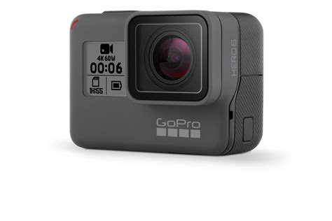 Gopro 6 Black gopro 6 black shoots 4k at 60 fps and is on