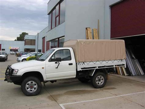 boat canopy melbourne ute canvas canopies canvas 4wd canopys trailer cover