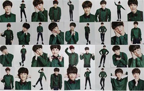 Do Exo Postcard Miracle In December Green Version miracles in december postcard set green preview sgkpopper