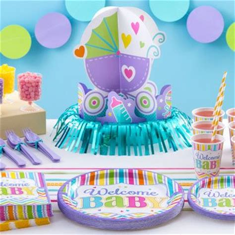 Baby Shower Tableware by Baby Shower Baby Shower Supplies Delights