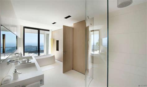 french villa master bed bathroom 1 interior design ideas