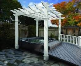 Prefabricated Pergola Kits by Pergola Kits And Spa Gazebos