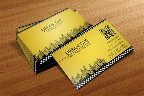 taxi name card template taxi driver business card template on behance