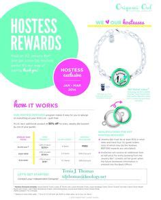 Origami Owl Hostess Rewards - origami owl hostess exclusive on origami owl