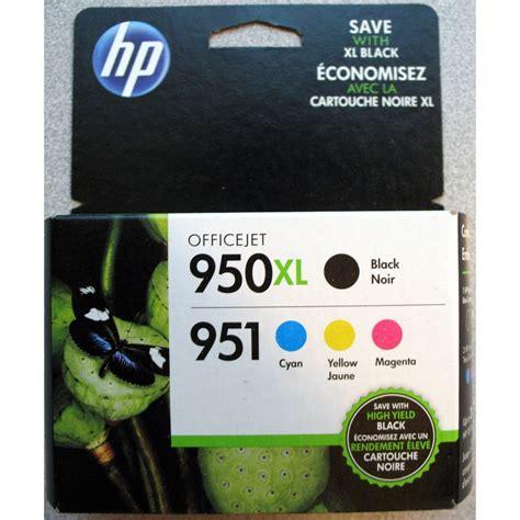 Hp 950xl Dan 951xl Sheet Black Magenta Yellow Cyan toner cartridge toner cartridge for hp officejet pro 8600