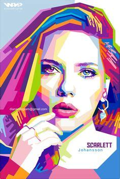tutorial django indonesia how to make pop art scarlett johansson tutorial wpap