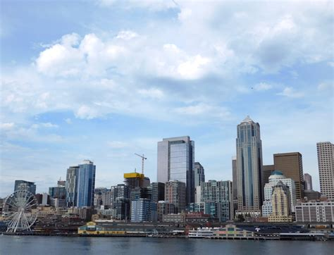 boat tours of seattle harbor argosy cruises harbor tour a fun way to go sightseeing in
