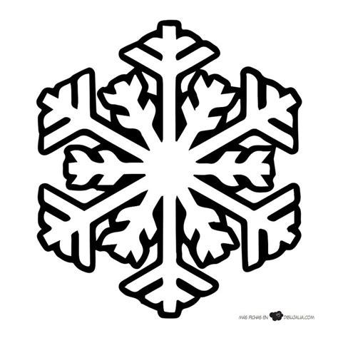 frozen coloring pages snowflakes copos de nieve para colorear disney pinterest elsa