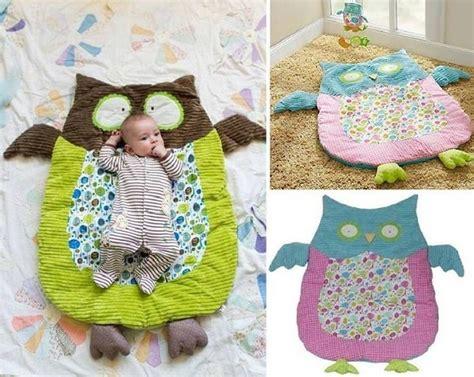 Owl Baby Mat by Wonderful Diy Baby Owl Mat