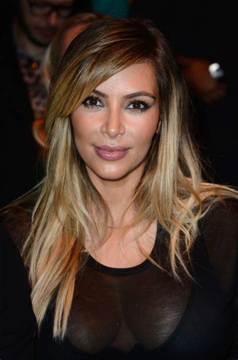 how to nail kim kardashians braids straight instylecom kim kardashian hairstyles celebrity latest hairstyles 2016