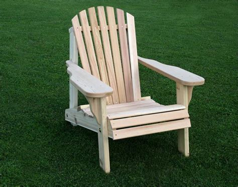 Adirondack Chair by Adirondack Chairs Cedar Adirondack Furniture Outdoor