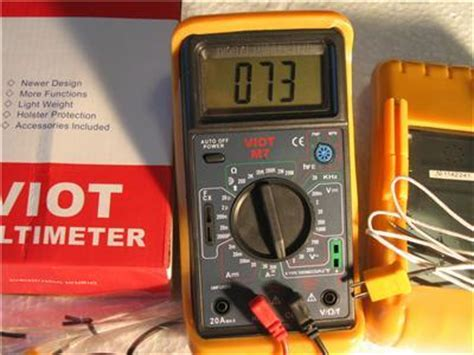 how do capacitor meters work dmm volt meter digital capacitor tester thermocouple