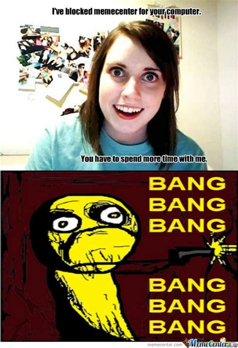 Oag Meme - rmx overly attached girlfriend by mrumad meme center