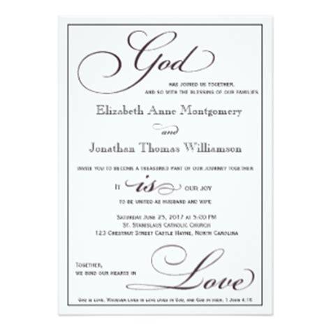 christian wedding card templates free god christian wedding invitation cards best sle