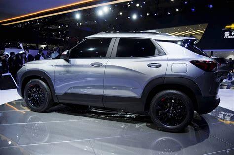 Chevrolet Trailblazer 2020 by New Chevy Tracker And Trailblazer Revealed In Sporty