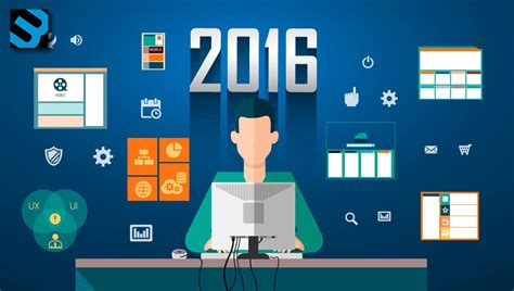 what website web design trends what s coming up in 2016