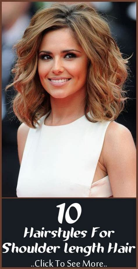 20 great shoulder length layered hairstyles hair ideas